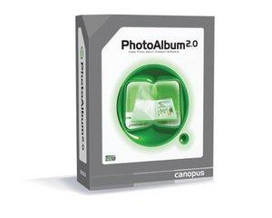 Canopus PhotoAlbum 2.0 aktualizacja (PC)