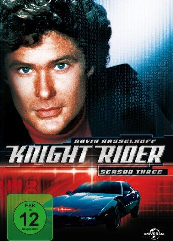 Knight Rider Season 3 -- via Amazon Partnerprogramm