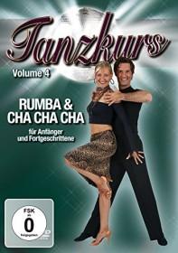 Tanzkurs Vol. 4 - Rumba und Cha Cha Cha (DVD)