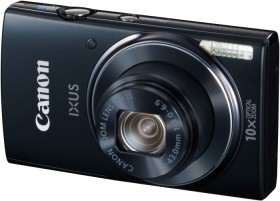 Canon Digital Ixus 155 schwarz (9357B006)