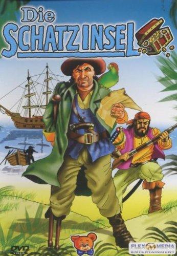 Die Schatzinsel (Zeichentrick) -- via Amazon Partnerprogramm