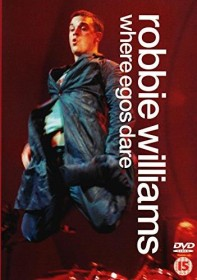 Robbie Williams - Where Egos Dare (DVD)