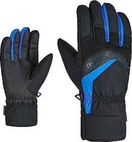 Ziener Gabino Skihandschuh persian blue/black