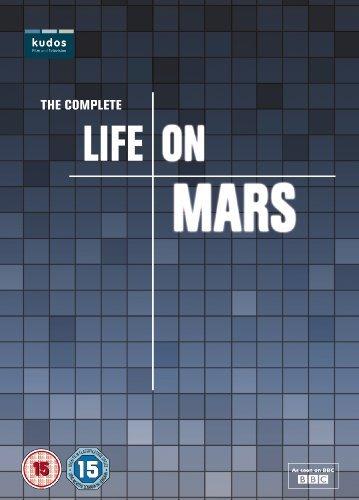 Life on Mars Box (Season 1-2) (UK) -- via Amazon Partnerprogramm