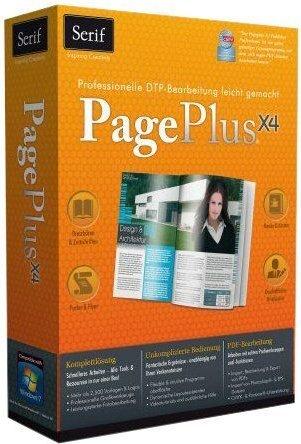 Serif: PagePlus X4 (German) (PC) (SE-10973) -- via Amazon Partnerprogramm