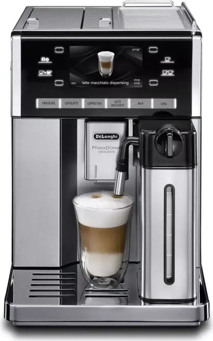 DeLonghi ESAM6900 Prima Donna exclusive -- (c) My-Solution.de