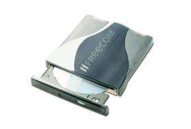 Freecom Traveller II CD-RW 4x/4x/20x kit with Freecom USB cable