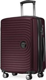 Hauptstadtkoffer Mitte TSA Spinner erweiterbar 55cm burgund (54001025)