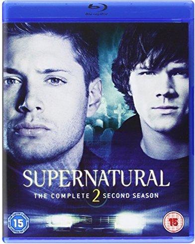 Supernatural Season 2 (UK) -- via Amazon Partnerprogramm