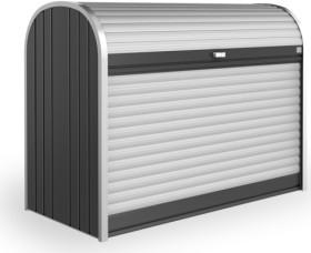 Biohort Storemax 190 Gartenbox silber-metallic (72020)