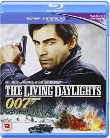 James Bond - The Living Daylights (Blu-ray) (UK)