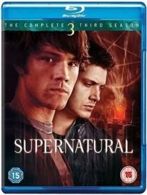 Supernatural Season 3 (Blu-ray) (UK)