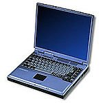 "Gericom Hydro Speed K6-2/500 128MB RAM 10GB 24xCD 12.1"" TFT Win98"