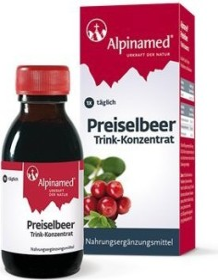 Alpinamed Preiselbeer Trinkkonzentrat, 100ml