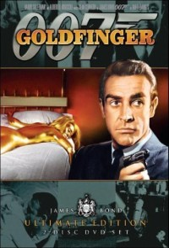James Bond - Goldfinger (Special Editions) (DVD) (UK)