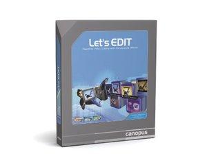 Canopus Let's EDIT (PC)