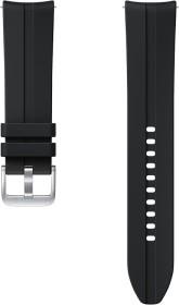 Samsung Ridge Sport Armband 22mm für Galaxy Watch/Watch 3 schwarz (ET-SFR84LBEGEU)