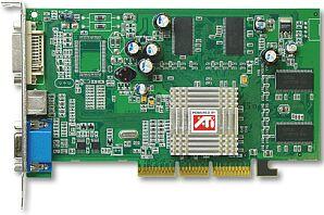 Sapphire Atlantis Radeon 9000, 64MB DDR, DVI, TV-out, AGP