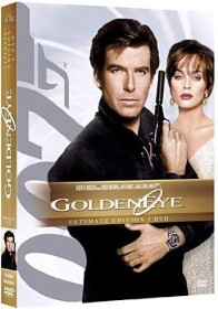 James Bond - Goldeneye (Special Editions) (DVD) (UK)