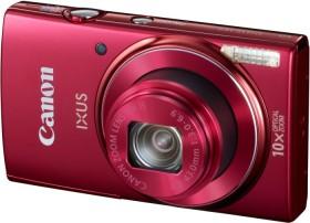 Canon Digital Ixus 155 rot (9363B006)