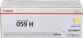 Canon Toner 059H gelb (3624C001)