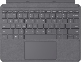 Microsoft Surface Go 2 signature Type Cover, platinum, UK (KCS-00128)