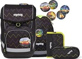 Ergobag Cubo 200 BärStärke Schultaschen-Set 5-tlg. (ERG-CSE-004-9B6)