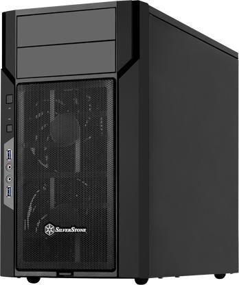 SilverStone Kublai KL06 schwarz (SST-KL06B)