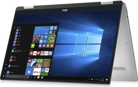 Dell XPS 13 2-in-1 9365 (2017) silber, Core i5-7Y54, 8GB RAM, 256GB SSD, 3200x1800 (YXD4G)