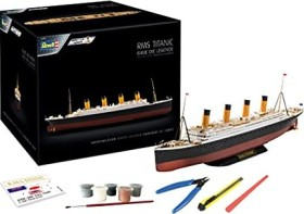Revell Advent Calendar RMS Titanic 2021 (01038)