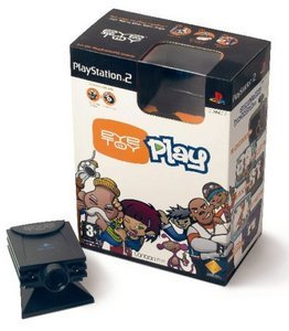 EyeToy: Play Bundle (niemiecki) (PS2) (94807 23)