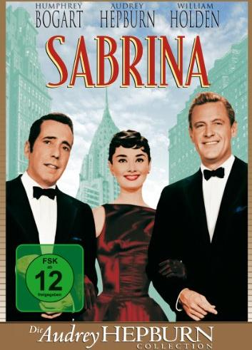 Sabrina (1954) -- via Amazon Partnerprogramm