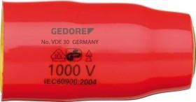 """Gedore VDE 30 15 VDE hexagon socket 3/8"""" 15x46mm (2946467)"""