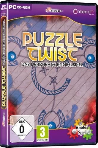 Puzzle Twist: Das verdrehte Knobelspiel (deutsch) (PC) -- via Amazon Partnerprogramm