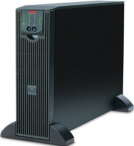 APC Smart-UPS RT 5000VA, LAN/seriell (SURT5000XLI)