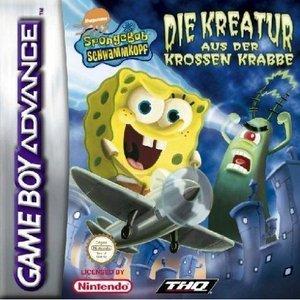 SpongeBob Schwammkopf: Kreatur aus der Krossen Krabbe (GBA)