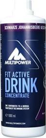 Multipower Fit Active schwarze Johannisbeere 1000ml