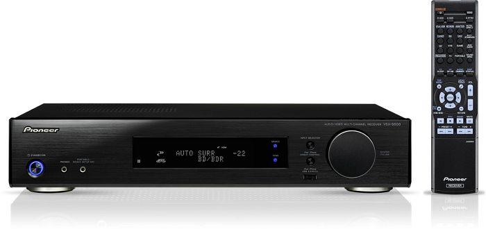 Pioneer VSX-S500 schwarz