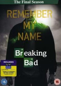 Breaking Bad Season 5 (DVD) (UK)