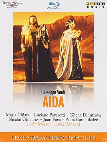 Giuseppe Verdi - Aida (Blu-ray) -- via Amazon Partnerprogramm