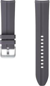 Samsung Ridge Sport Armband 22mm für Galaxy Watch/Watch 3 grau (ET-SFR84LJEGEU)