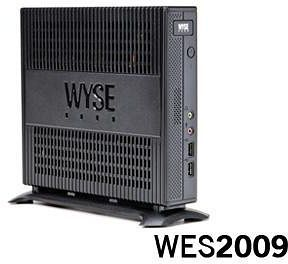 Dell Wyse Z90DW, AMD T56N, 2GB RAM, 4GB Flash, WLAN, Windows Embedded standard 2009 (909685-22L)