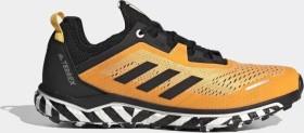 adidas Terrex Agravic Flow solar gold/core black/cloud white (Herren) (FV2412)