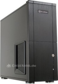 SilverStone Temjin TJ10 USB 2.0 schwarz (SST-TJ10B)