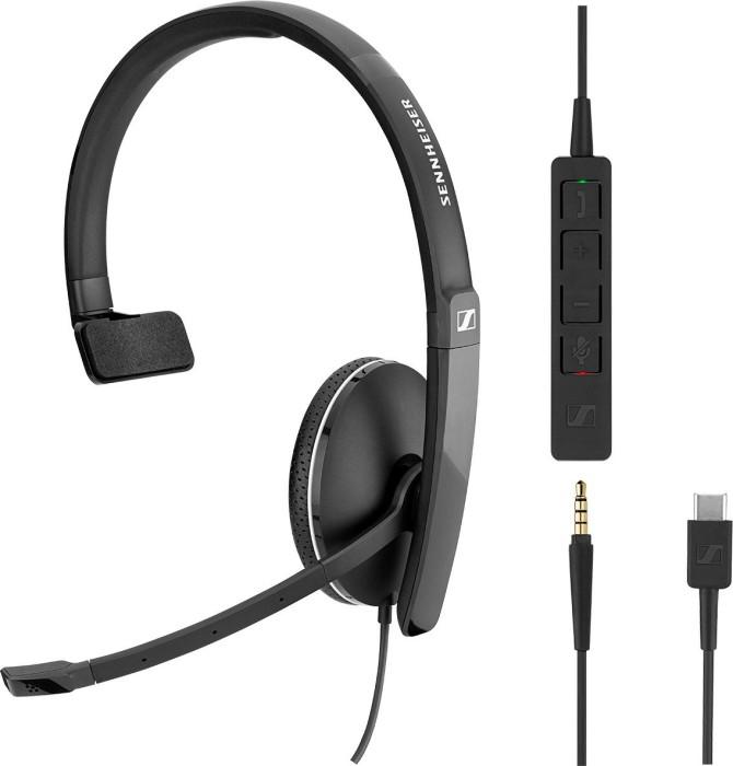 Sennheiser SC 135 USB-C schwarz (508355)