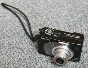 Sony Cyber-shot DSC-W12 -- © bepixelung.org
