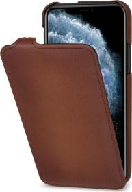 Stilgut UltraSlim Leather Case für Apple iPhone 11 Pro braun (B07XRM2YWH)