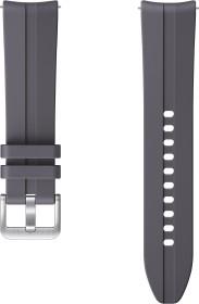 Samsung Ridge Sport Armband 20mm für Galaxy Watch/Watch 3 grau (ET-SFR85SJEGEU)