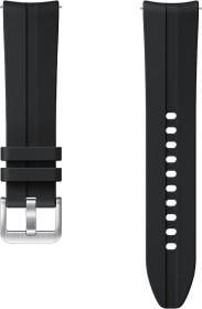 Samsung Ridge Sport Armband 20mm für Galaxy Watch/Watch 3 schwarz (ET-SFR85SBEGEU)