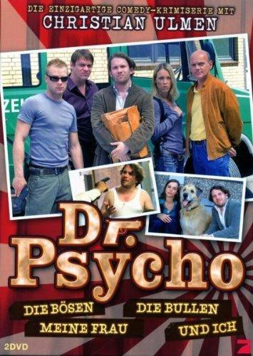 Dr. Psycho Staffel 1 -- via Amazon Partnerprogramm